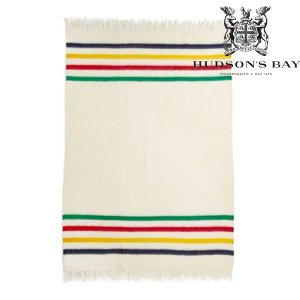 Hudson's Bay Company ハドソンズベイカンパニー ウールブランケット Caribou Throw|kt-gigaweb