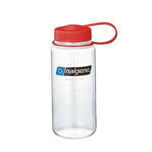 ナルゲン 広口ボトル0.5L Tritan nalgene クリア|kt-gigaweb