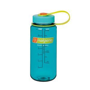 ナルゲン 広口ボトル0.5L Tritan nalgene セルーリアン|kt-gigaweb