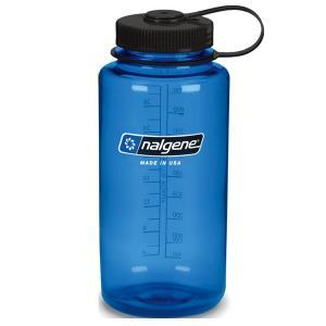 ナルゲン 広口ボトル1.0L Tritan nalgene ブルー|kt-gigaweb