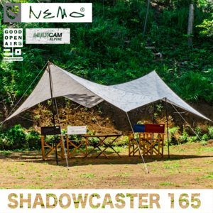 myX別注 SHADOWCASTER 165 SE Multicam Alpine / NEMO (ニーモ)|kt-gigaweb