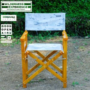 マイクス別注 WOOD HERITAGE CHAIR / WILDERNESS EXPERIENCE × myX|kt-gigaweb