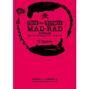 FROG the TOYBOX MAD-RAD tribute NATURAL COLOR  / つり人社|kt-gigaweb