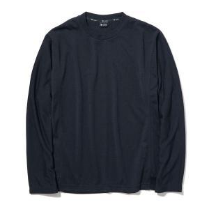 ゴールドウイン メンズロングスリーブシャツ ロングスリーブ Tシャツ GM60304P メンズ GOLDWIN|グッドオープンエアズ マイクス