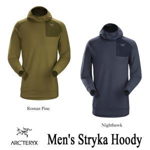 Men's Stryka Hoody (メンズ ストライカ フーディ) / ARC'TERYX (アークテリクス)|kt-gigaweb