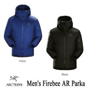 Men's Firebee AR Parka (メンズ ファイヤービー AR パーカ) / ARC'TERYX (アークテリクス)|kt-gigaweb