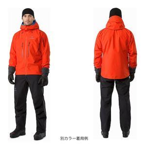 Men's Alpha SV Jacket (アルファ SV ジャケット) / ARC'TERYX(アークテリクス)|kt-gigaweb|05
