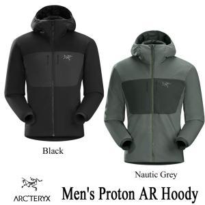 Men's Proton AR Hoody  (メンズ プロトン AR フーディー) / ARC'TERYX(アークテリクス)|kt-gigaweb