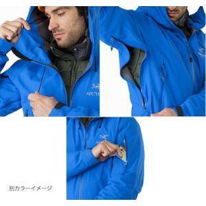 Men's Beta SV Jacket (メンズベータ SV ジャケット) / ARC'TERYX(アークテリクス)|kt-gigaweb|05