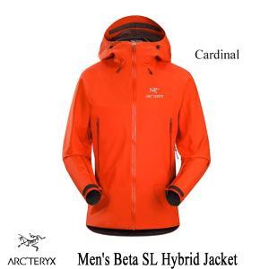 Men's Beta SL Hybrid Jacket (メンズ ベータ SL ハイブリッド ジャケット) / ARC'TERYX(アークテリクス)|kt-gigaweb