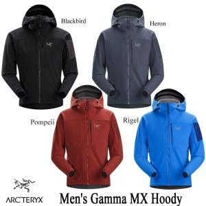 Men's Gamma MX Hoody (メンズ ガンマ MX フーディ) / ARC'TERYX(アークテリクス)|kt-gigaweb