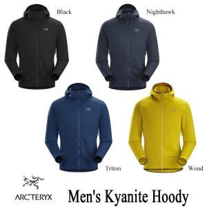 Men's Kyanite Hoody (メンズ カヤナイト フーディ) / ARC'TERYX(アークテリクス)|kt-gigaweb