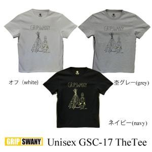 Unisex GSC-17 TheTee GRIP SWANY (ザ ティー グリップスワニー ) / Grip Swany(グリップスワニー)|kt-gigaweb
