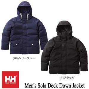 ヘリーハンセン ジャケット ソラデッキダウンジャケット メンズ Sola Deck Down Jacket Helly Hansen|kt-gigaweb