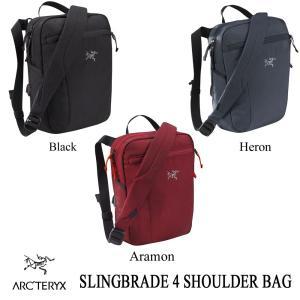 SLINGBRADE 4 SHOULDER BAG(スリングブレード 4 ショルダーバッグ) / ARC'TERYX(アークテリクス)|kt-gigaweb