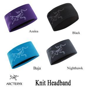 Knit Headband (ニット ヘッドバンド) / ARC'TERYX(アークテリクス)|kt-gigaweb