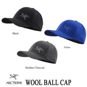 WOOL BALL CAP (ウール ボールキャップ) / ARC'TERYX(アークテリクス)|kt-gigaweb