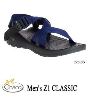 Men's Z/1 Classic Sandal (メンズZ/1 クラシック) インディゴ / Chaco(チャコ)|kt-gigaweb