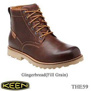 Men's THE59(メンズ ザ・59) - Gingerbread(Fill Grain) - 【1014283】/  KEEN(キーン)|kt-gigaweb