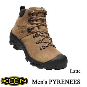 Men's PYRENEES (メンズ ピレニーズ) - Latte - /  KEEN(キーン)|kt-gigaweb