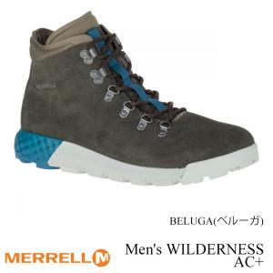Men's WILDERNESS AC+ (メンズ ウィルダネス エーシープラス)  BELUGA(ベルーガ) / MERRELL(メレル) kt-gigaweb