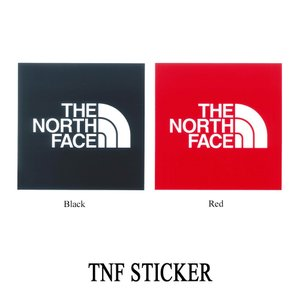 ザ・ノースフェイス TNFステッカー THE NORTH FACE|kt-gigaweb