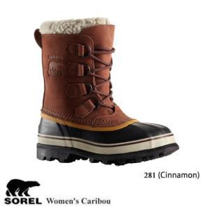 Women's Caribou (ウィメンズ カリブー) シナモン(Cinnamon/281)  / SOREL(ソレル)|kt-gigaweb