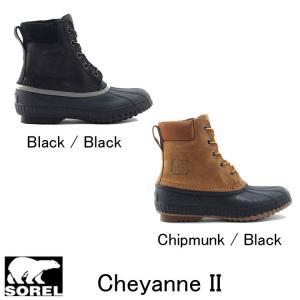 Men's Cheyanne II (メンズ シャイアンII)/ SOREL(ソレル)|kt-gigaweb