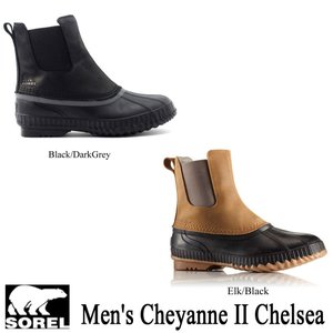 Men's Cheyanne II Chelsea (メンズ シャイアンIIチェルシー) / SOREL (ソレル)|kt-gigaweb