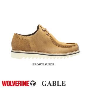 GABLE (ガブル)/ W40148  / WOLVERINE(ウルヴァリン)|kt-gigaweb