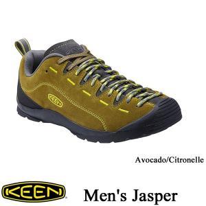 Men's Jasper (メンズ ジャスパー) Avocado/Citronelle / KEEN (キーン) kt-gigaweb
