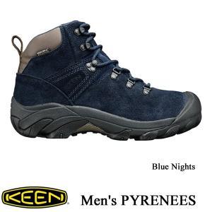 Men's PYRENEES (メンズ ピレニーズ) Blue Nights  /  KEEN(キーン)|kt-gigaweb