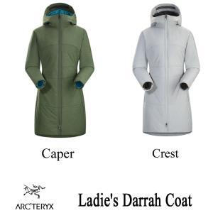 Ladie's Darrah Coat (レディース ダラー コート ) / ARC'TERYX(アークテリクス)|kt-gigaweb