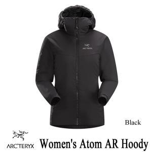 Women's Atom AR Hoody (ウィメンズアトムARフーディー) / ARC'TERYX (アークテリクス)|kt-gigaweb