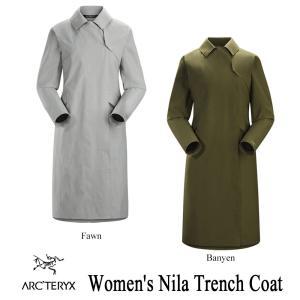 Women's Nila Trench Coat (ウィメンズ ニラ トレンチコート) / ARC'TERYX(アークテリクス)|kt-gigaweb
