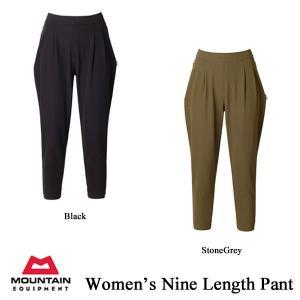 Women's Nine Length Pant (ウィメンズ・ナインレングス・パンツ) / ME (マウンテンイクイップメント)|kt-gigaweb