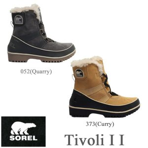 Women's Tivoli II (ウィメンズ ティボリII )  / SOREL(ソレル)|kt-gigaweb