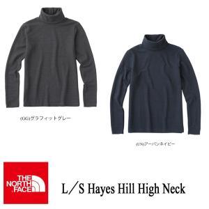 Ladies' L/S Hayes Hill High Neck(レディースロングスリーブヘイズヒルハイネック) /THE NORTH FACE(ザ・ノースフェイス)|kt-gigaweb