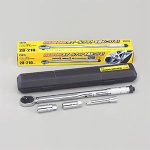 トルクレンチ5pcセット(No.2060) / BAL(大橋産業株式会社)|kt-gigaweb