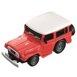 トヨタ博物館オリジナルプルバックカー(プレミアム)ランドクルーザー40(赤)|kt-gigaweb