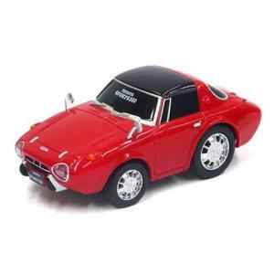 トヨタ博物館オリジナルプルバックカー トヨタスポーツ800(赤)MR03RE-061|kt-gigaweb