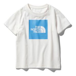 ザ・ノースフェイス Tシャツ ショートスリーブカラードビッグロゴティー NTJ32026 6色 キッ...