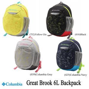 コロンビア バッグ グレートブルック6Lバックパック Columbia|kt-gigaweb