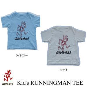 グラミチ  ランニングマンTシャツ キッズ GRAMiCCi|kt-gigaweb