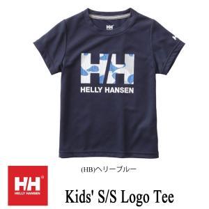 ヘリーハンセン トップス ショートスリーブロゴティー キッズ HELLY HANSEN|kt-gigaweb