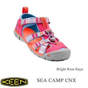 キーン キッズサンダル シーキャンプ CNX BrightRoseRaya 20cm〜 KEEN|kt-gigaweb