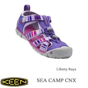 キーン キッズサンダル シーキャンプ CNX LibertyRaya 20cm〜 KEEN|kt-gigaweb