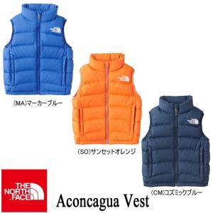 Aconcagua Vest(アコンカグアベスト キッズ)110-150 NDJ91750 / THE NORTH FACE (ザ・ノースフェイス) kt-gigaweb