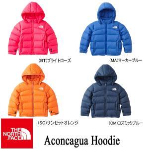 Aconcagua Hoodie (アコンカグアフーディー キッズ)110-150 NDJ91752 / THE NORTH FACE (ザ・ノースフェイス)|kt-gigaweb