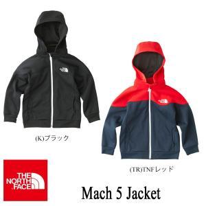 Mach 5 Jacket (マッハファイブジャケット キッズ) 110-150 NTJ61715 / THE NORTH FACE (ザ・ノースフェイス) kt-gigaweb